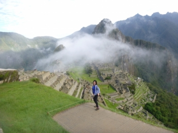 Machu Picchu travel December 19 2015