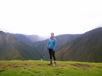 Cláudia Inca Trail December 09 2015-1