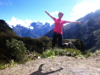 Machu Picchu vacation December 09 2015