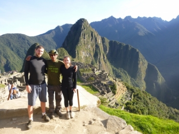 Machu Picchu vacation May 06 2016
