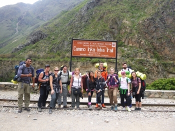 Machu Picchu vacation January 10 2016-2