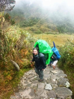 Machu Picchu trip December 17 2015