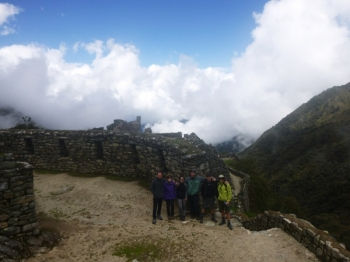 Machu Picchu trip January 01 2016-2