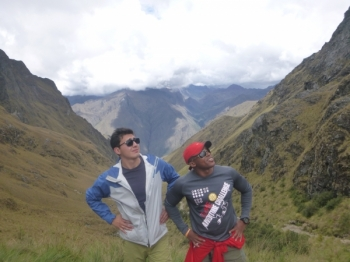 Dumisani Inca Trail December 02 2015-1
