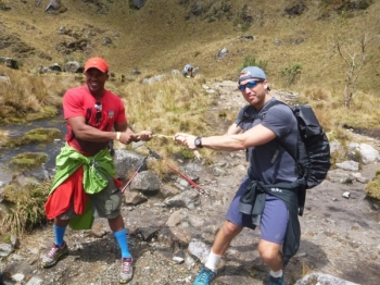 Dumisani Inca Trail December 02 2015-2