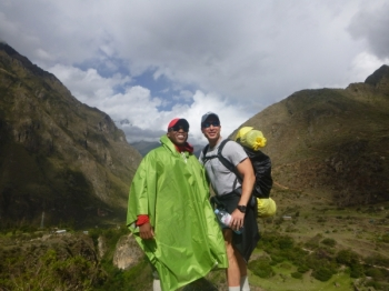 Dumisani Inca Trail December 02 2015