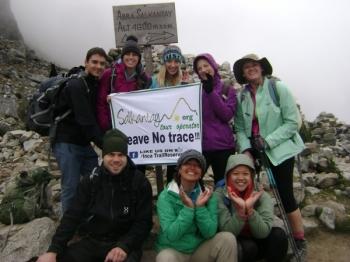 Machu Picchu trip November 04 2015