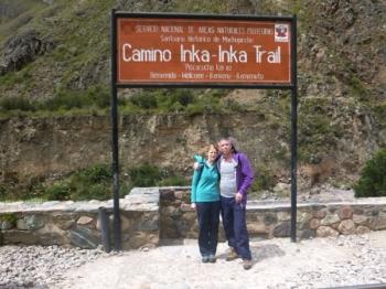 Machu Picchu trip March 26 2016