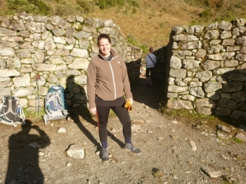 Lisa Inca Trail March 07 2016-2