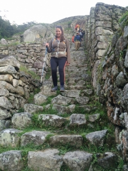 Lisa Inca Trail March 07 2016-3