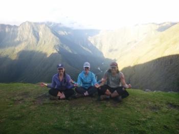 Machu Picchu travel May 17 2016