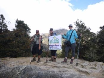 Marie-Lou Inca Trail May 17 2016-2