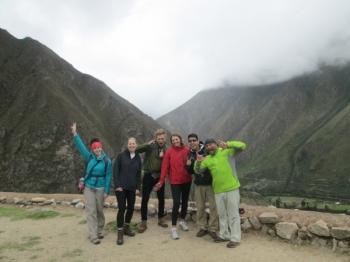 Machu Picchu vacation December 10 2015