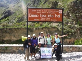 Machu Picchu trip January 04 2016