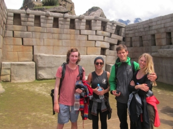 Emelie-Anna Inca Trail November 18 2015-2