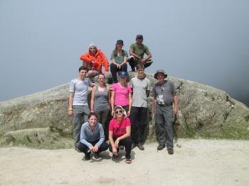 Machu Picchu trip November 18 2015-2