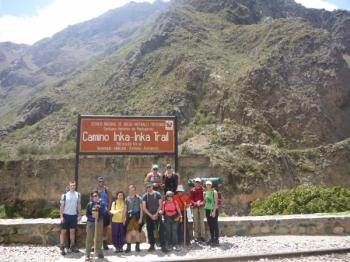 Peru travel December 06 2015
