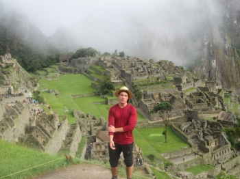 Samuel Inca Trail January 17 2016