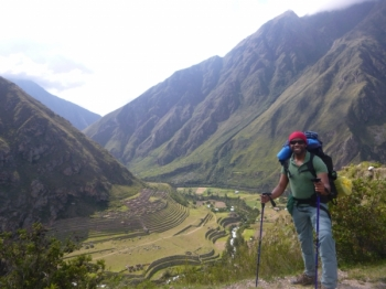 Machu Picchu vacation March 29 2016