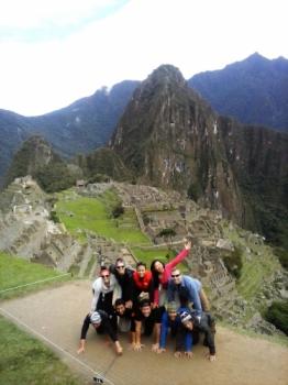 Erica Inca Trail November 29 2015