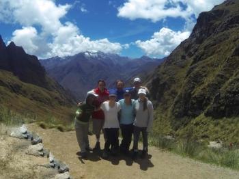 Machu Picchu vacation January 13 2016