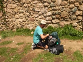 Machu Picchu vacation January 09 2016