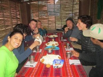 Machu Picchu trip December 04 2015