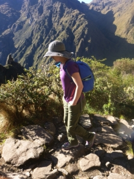 Machu Picchu vacation May 13 2016