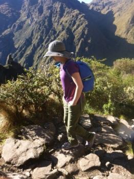 Machu Picchu vacation May 13 2016