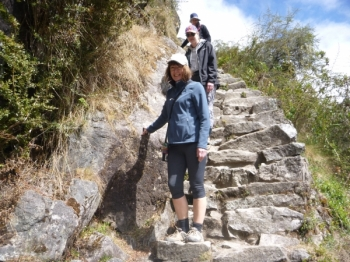 Janette Inca Trail June 20 2016-2