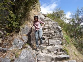 Jean-Ann Inca Trail June 20 2016-2