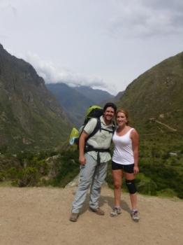 Martín-Daniel Inca Trail January 10 2016-2