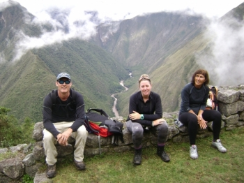 Guylaine Inca Trail December 08 2015-3