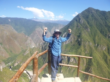 Machu Picchu travel June 02 2016