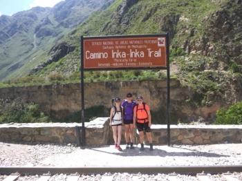 Ingunn-Birkelund Inca Trail January 24 2016
