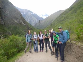 Peru vacation April 27 2016