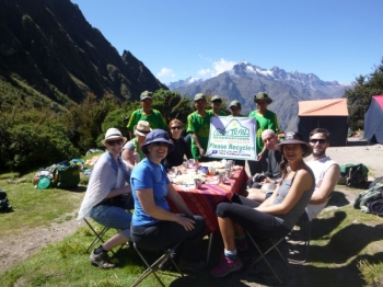 Machu Picchu trip April 27 2016