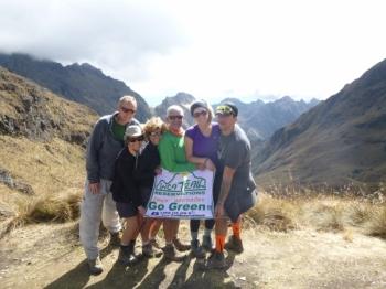 Machu Picchu vacation June 12 2016