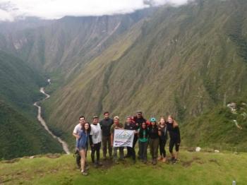 Machu Picchu trip December 15 2015-2