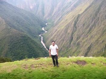 Luis-Felipe Inca Trail December 15 2015-2