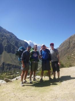 Chad Inca Trail May 31 2016-2