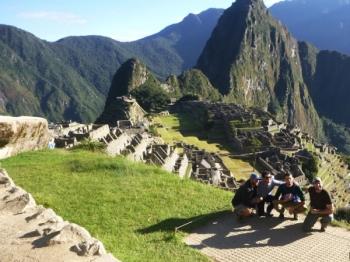Chad Inca Trail May 31 2016