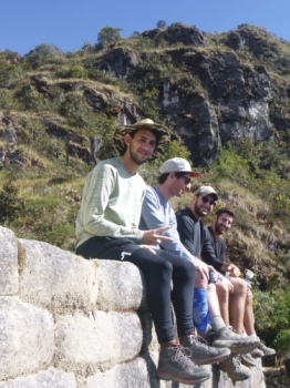 Shane Inca Trail May 31 2016-2