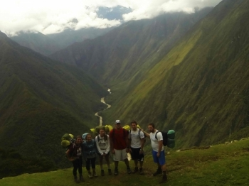 Peru travel January 13 2016
