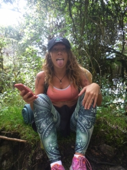 Kirsty Inca Trail March 30 2016-2