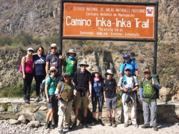 Peru trip June 19 2016