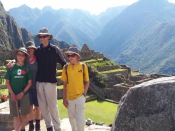 Peru vacation June 19 2016