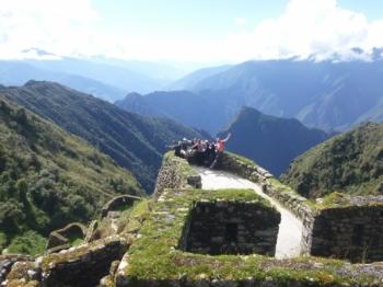 Martin Inca Trail April 23 2016-2