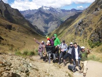 Machu Picchu travel April 23 2016