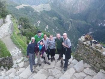 Peru vacation April 23 2016